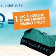 Votre sac de voyages et votre serviette avec Magelec