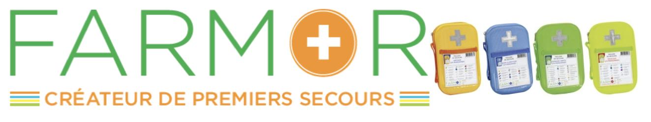 Farmor : Matériel de premier secours
