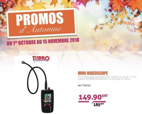 Promotion d'automne Maglec